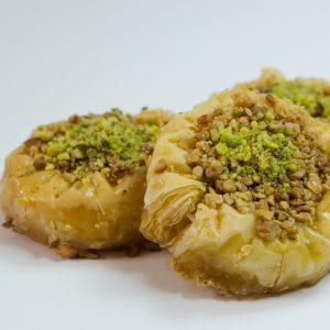 Round Cashew Baklava